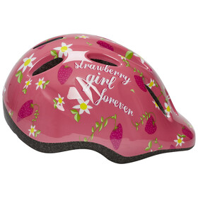 Lazer Max+ Helmet strawberry girl